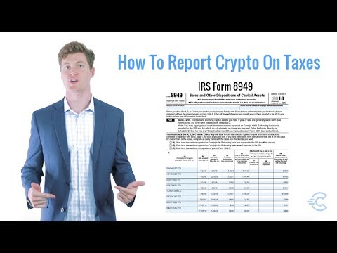 How to report taxes on cryptocurrency