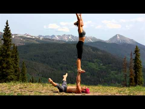 Art of Movement: The Dance of Trust (AcroYoga at 11,000 Feet)