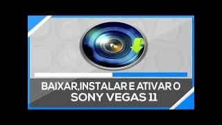 Como Baixar, Instalar e Ativar o Sony Vegas Pro 11 PASSO A PASSO