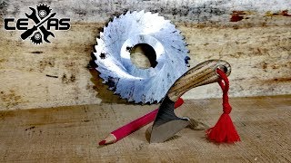 COOL KNIFE cutter for metal!