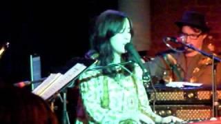 Holly Conlan - You Are Goodbye Live Soho Santa Barbara 100908