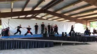 TEAM Martial Arts Demo