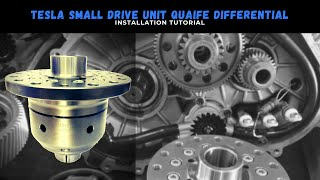 Tesla Small Drive Unit