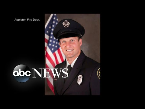 Officers cleared in shooting that left suspect, firefighter dead
