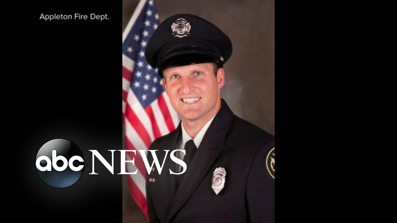 ABC News:Officers cleared in shooting that left suspect, firefighter dead
