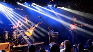 Joyride -  Ryan McGarvey 2015 Budapest,Live