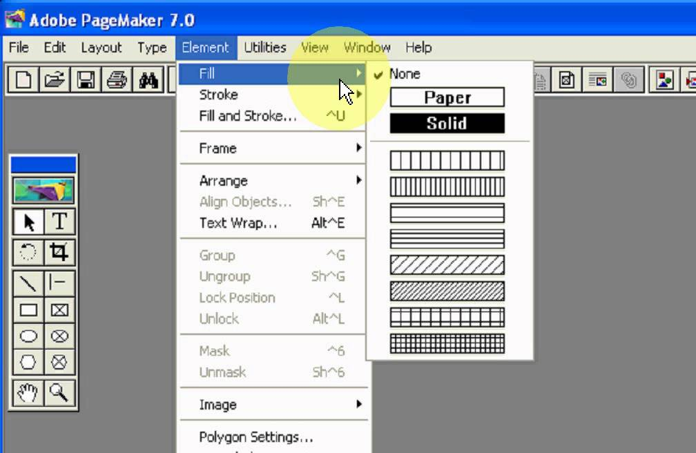 learn adobe page maker 7 0 hindi complete part 1 youtube rh youtube com adobe pagemaker 7.0 user guide Page Maker 1985