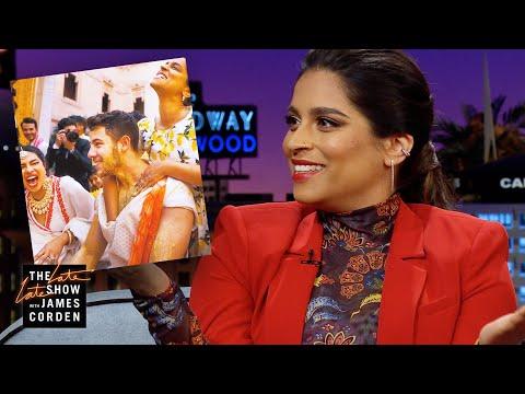 "Priyanka Chopra Told Lilly Singh To ""Destroy"" Nick Jonas With A Body Scrub at Their Wedding"