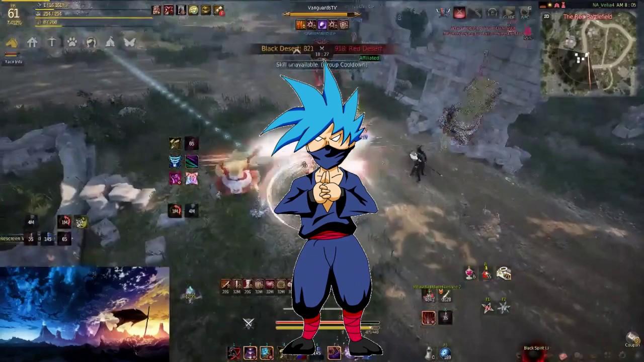 Ninja Guide Combos Tips Tricks Pvp Gameplay Black Desert