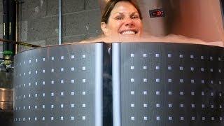 Minus 220 Fahrenheit? No Problem! | Cryo Health SB