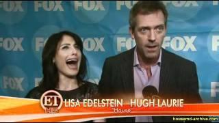 Hugh Laurie & Lisa Edelstein (Хью Лори и Лиза Эдельштейн)