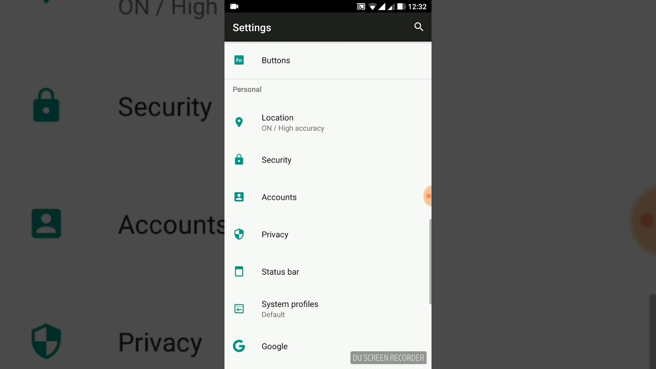 Lenovo P2 - Lineage OS Official (android 7 1 1)