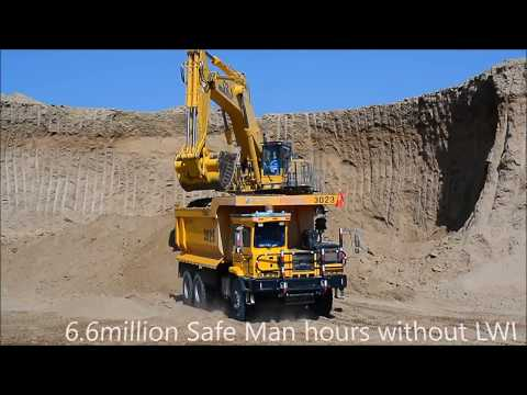 Thar Coal Block II Mining & Power Projects Monthly Progress Video June 2017