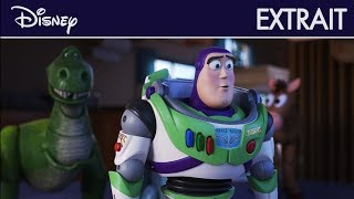 Toy Story 4 - Extrait : Que ferait Woody ? | Disney