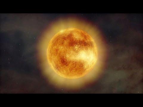 Космос видео планеты солнечной системы