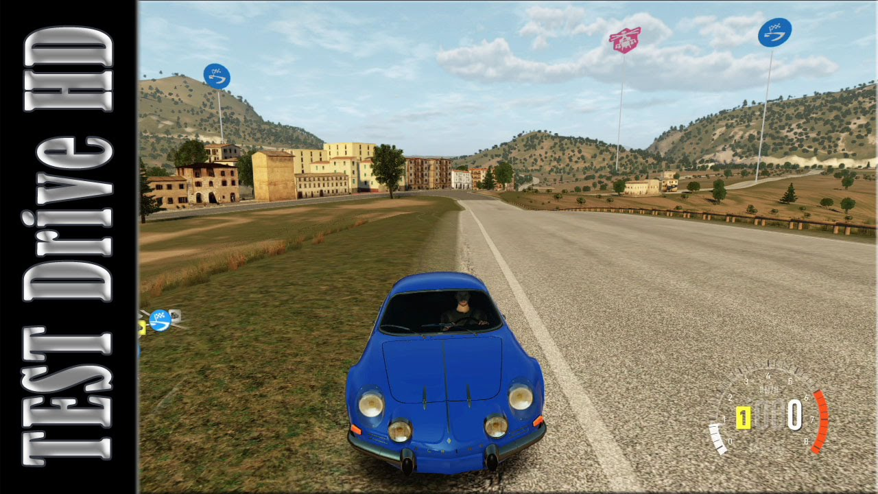 renault alpine a110 1600s 1973 forza horizon 2 test drive gameplay hd youtube. Black Bedroom Furniture Sets. Home Design Ideas