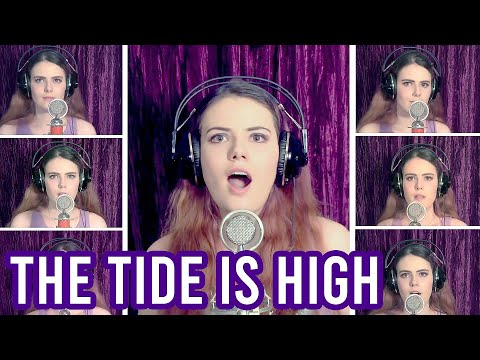 The Paragons • The Tide Is High Acapella   Tara St Michel Music