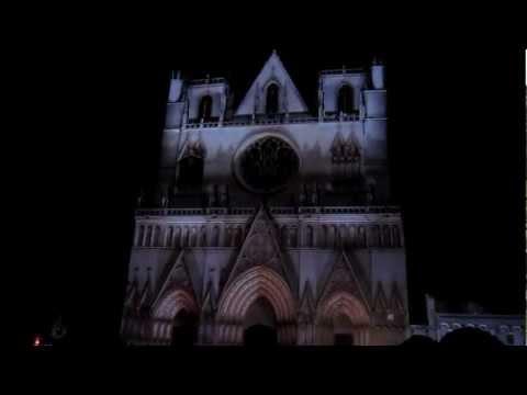 Lyon - Fête des Lumières 2012