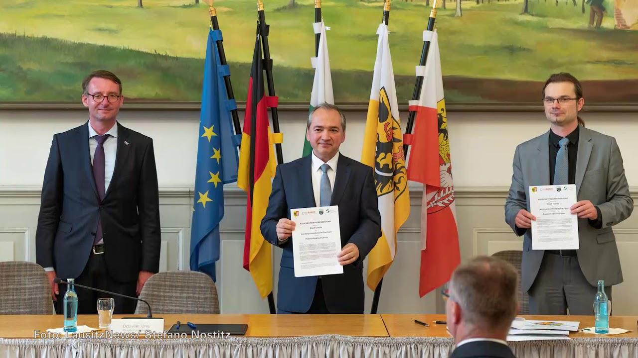 """Görlitz: """"Allianz Sichere Sächsische Kommunen"""" - LAUSITZWELLE"""
