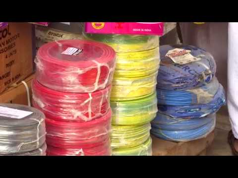 SUBSTANDARD CABLES NEW IN GHANA