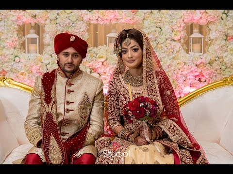 Nozrul & Rabia Wedding Teaser | Studio1 Media | Birmingham