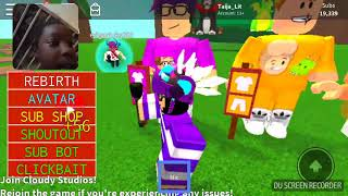 imI'm famous [roblox Youtube simulator]