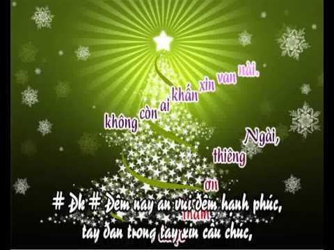 Chúc Mừng Giáng Sinh - karaoke playback - http://songvui.org