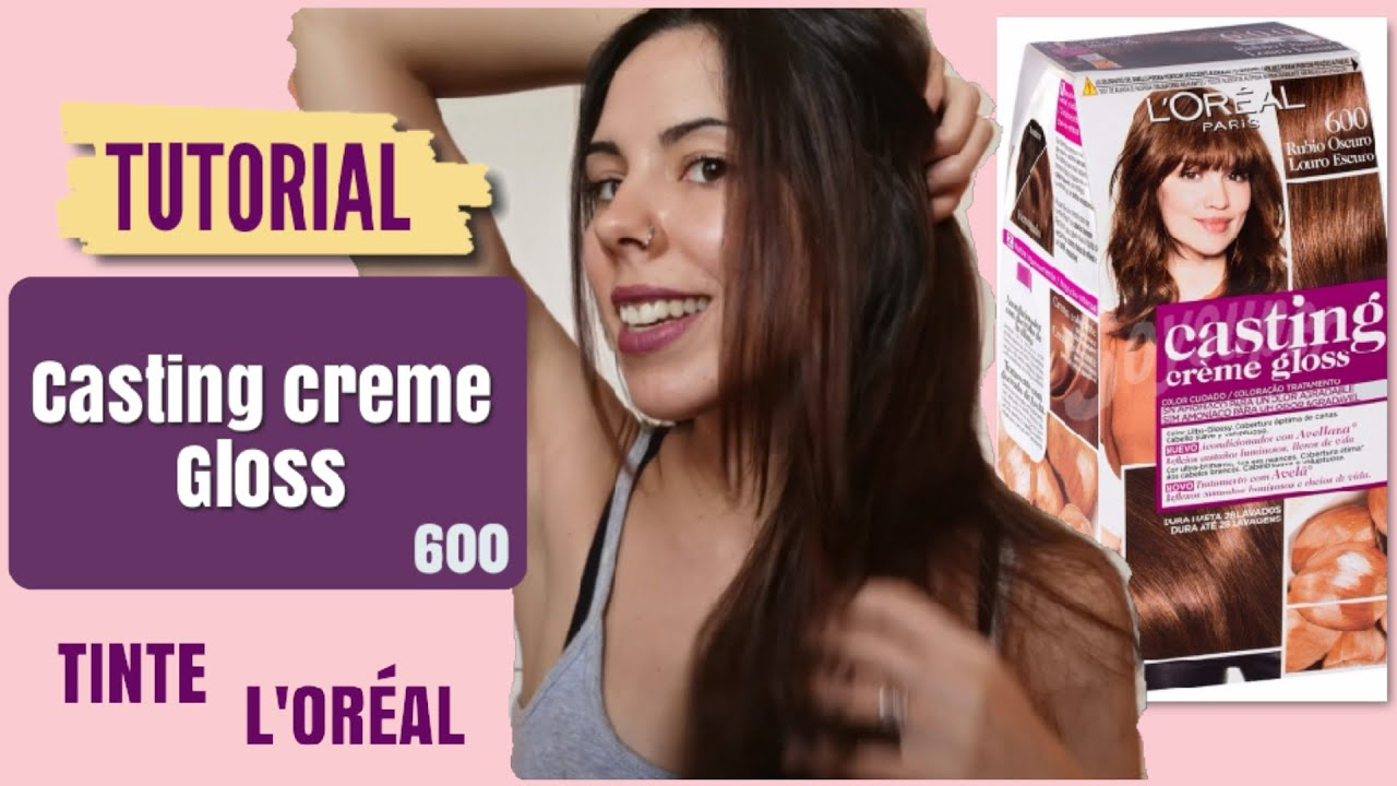 Tinte Loreal Rubio Oscuro Diferencias Entre Casting Creme Gloss Excellence Creme Y Sublime Mousse Youtube