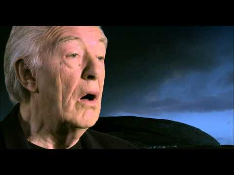 'The  of Wandering Aengus' by W.B. Yeats with actor Michael Gambon