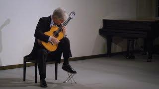 Fabio Zanon: B. Britten - Nocturnal, after John Dowland