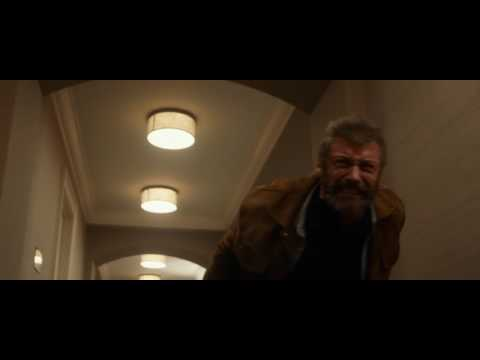 Logan : Professor X Hotel Seizure Scene