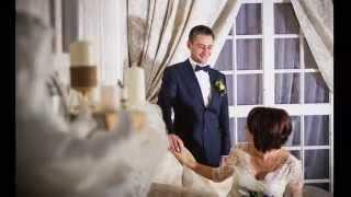 Марина и Назим. Свадебная фотосессия в Москве