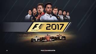 F1 2017 Primeras impresiones. Mi primera partida