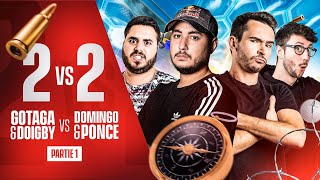 SOIREE DU LUNDI ► 2VS2 MULTI GAMING AVEC PONCE & DOMINGO ! (Partie 1)