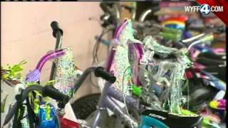 Salvation Army Needs Bicycles For Christmas