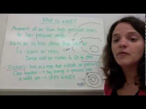 Air Masses and Wind