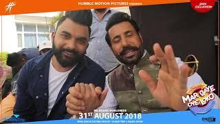 Jaggi Singh  Mar Gaye Oye Loko  Behind The Scenes  31 August