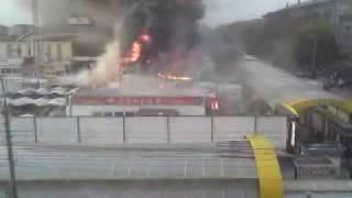 Пожар на Центральном рынке(Пожар на Центральном рынке в Новосибирске., 2009-09-25T03:53:07.000Z)