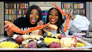 Seafood Boil with Eat with Que