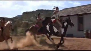 Фильм Трое смелых  Вестерн индейцы дикий запад