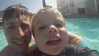 Edwards Family Holiday 2016 Cala d'Or Majorca
