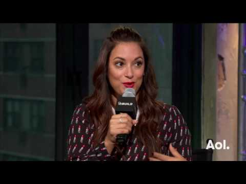 Angelique Cabral On How She Landed Her Role On