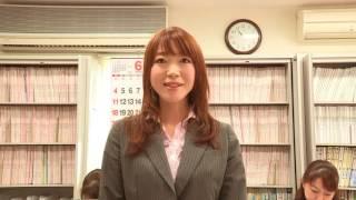 今回はっぴーくんが訪れたのは、八戸市根城にある松橋不動産さん。 女性...
