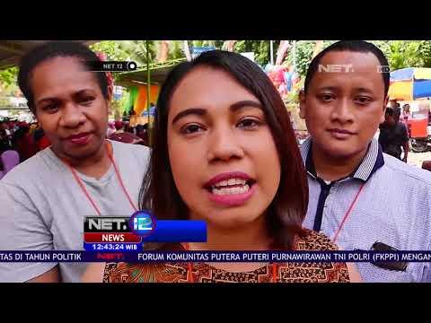 Adu Makan Cepat Durian di Purworejo - NET 12