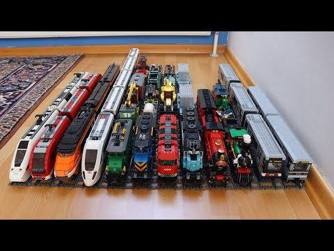 Lego Zug Sammlung