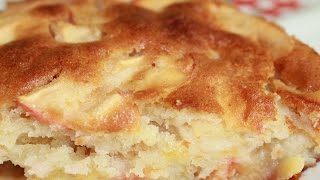 Шарлотка с яблоками.Рецепт очень вкусного яблочного пирога.(Шарлотка с яблоками.Это рецепт очень вкусного яблочного пирога,он легкий и быстрый в приготовлении.Порадуй..., 2015-08-21T10:43:12.000Z)