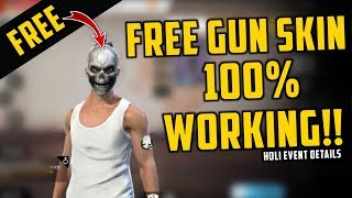 Download How To Get Famas Gun Skin For Permanent In Holi