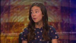 "Aubrey Anderson Emmons on Growing Up in ""Modern Family"""