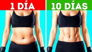 Destruye la grasa abdominal en 6 minutos diarios y sin gimnasio