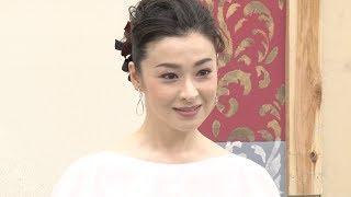 檀れい、高橋惠子らが出演する舞台『仮縫』の上演に関連した衣裳コンテ...